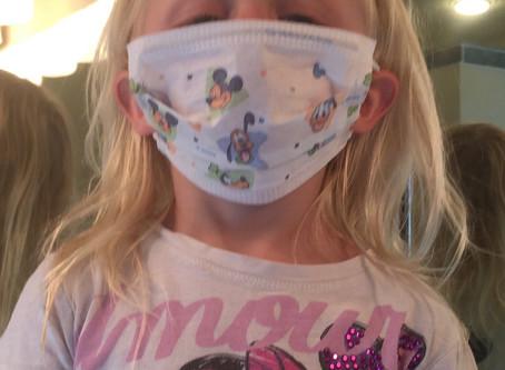 Be A Super Hero: Wear a Mask!