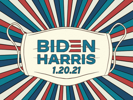 Biden-Harris Inauguration, Goals, Renewal by Nature, Mindfulness