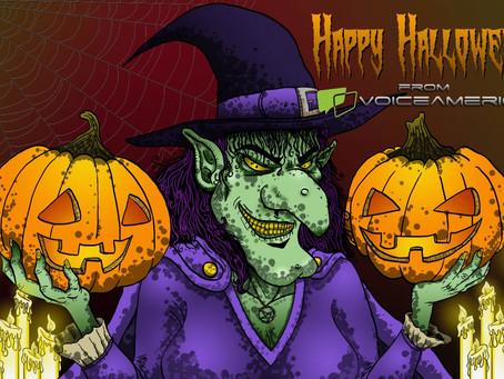 Happy Halloween, Virus Videos, Elections.