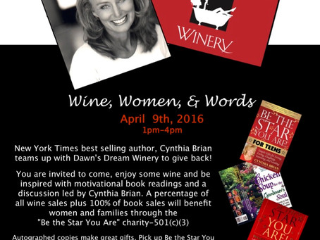 Wine, Women, and Words