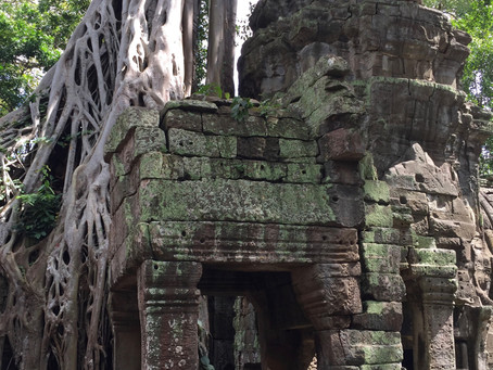 Cambodian and Vietnamese Wonders