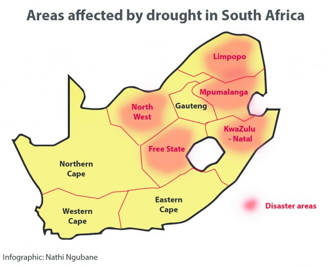 Drought in Cape Town