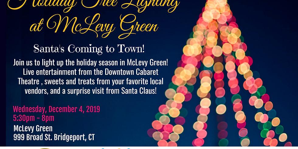 2019 Holiday Season Lighting at McLevy Green