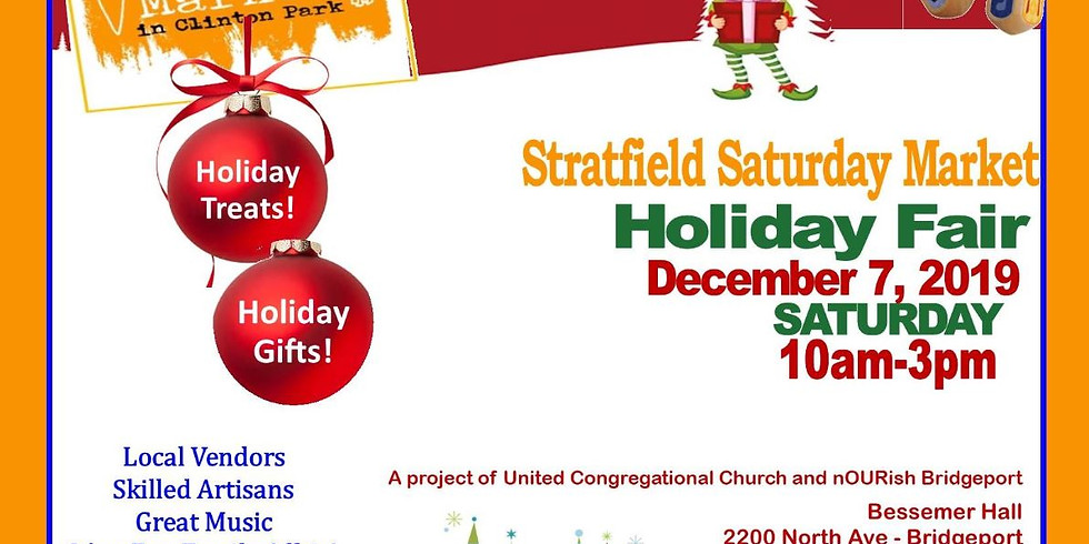 2019 Stratfield Holiday Fair