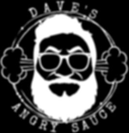 Dave's Angry Sauce Logo