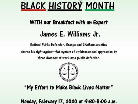 Branch Voices: My Effort to Make Black Lives Matter