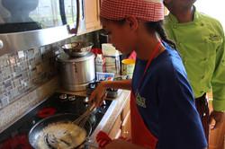 Jr Chef Class