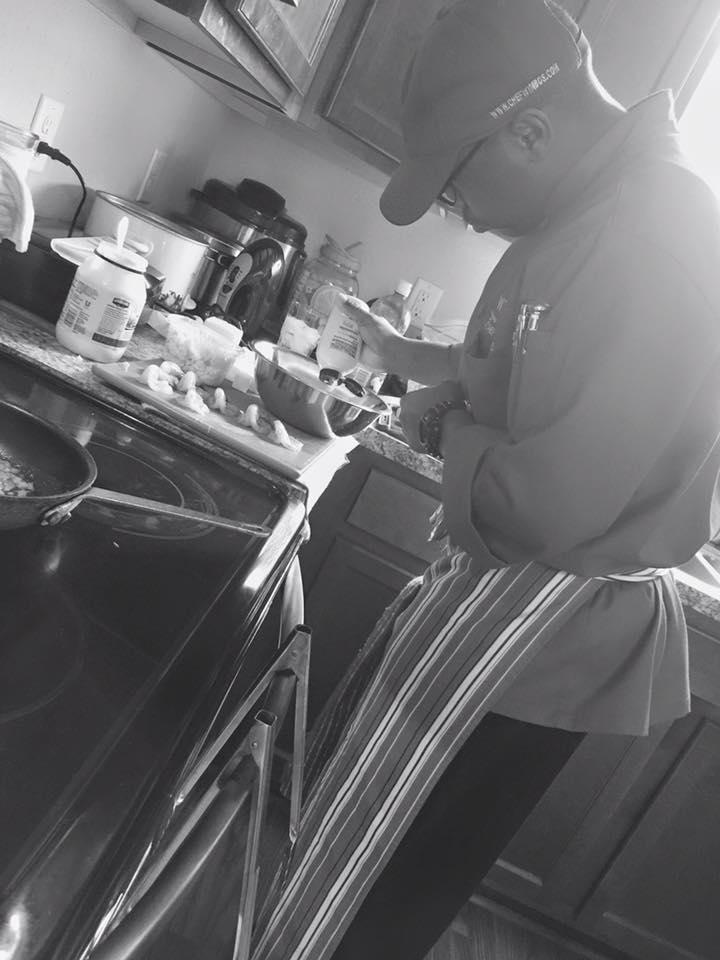 Chef Wimbo bw
