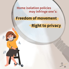 Why Should We Pay Attention to Home Isolation Policies?