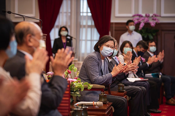 Despite COVID-19 Pandemic, Taiwan Blocked from Participating in WHA