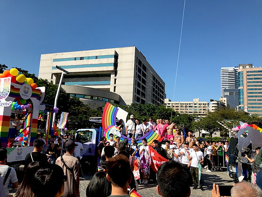 Judicial Yuan Completes Draft Bill Lifting Restrictions on Transnational Gay Marriages