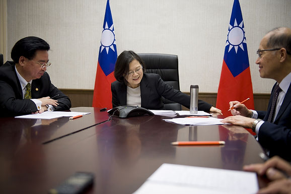 What Does the New Biden Administration Mean for Taiwan