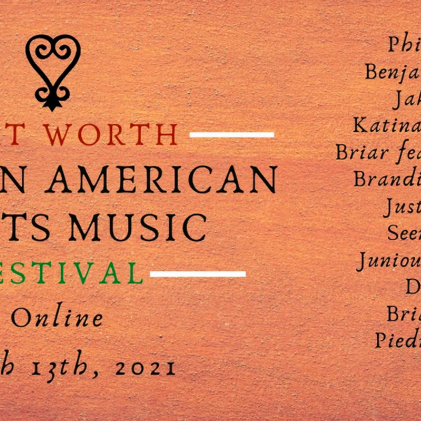 Fort Worth African American Roots Music Festival