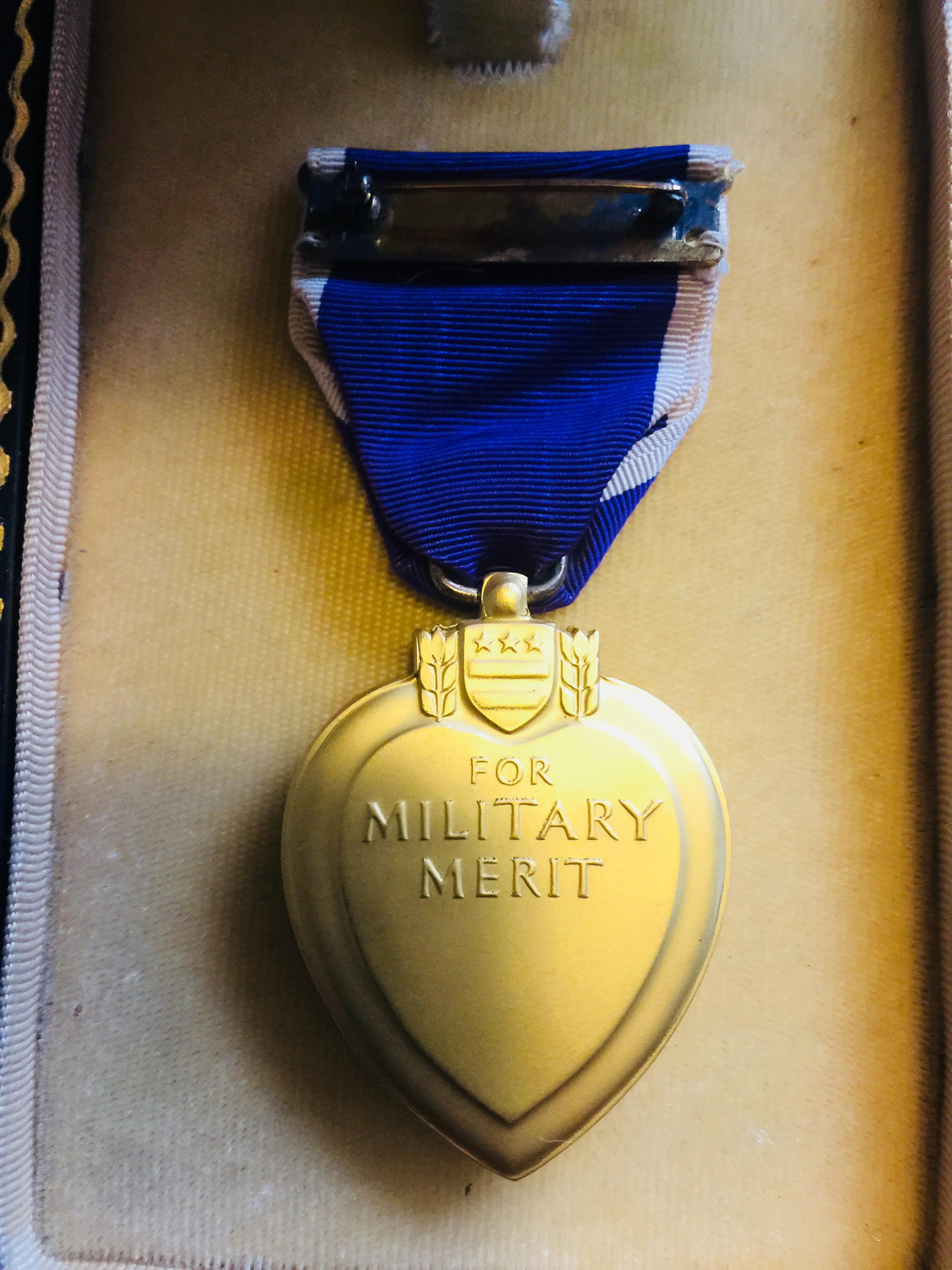WW2 Purple Heart 4