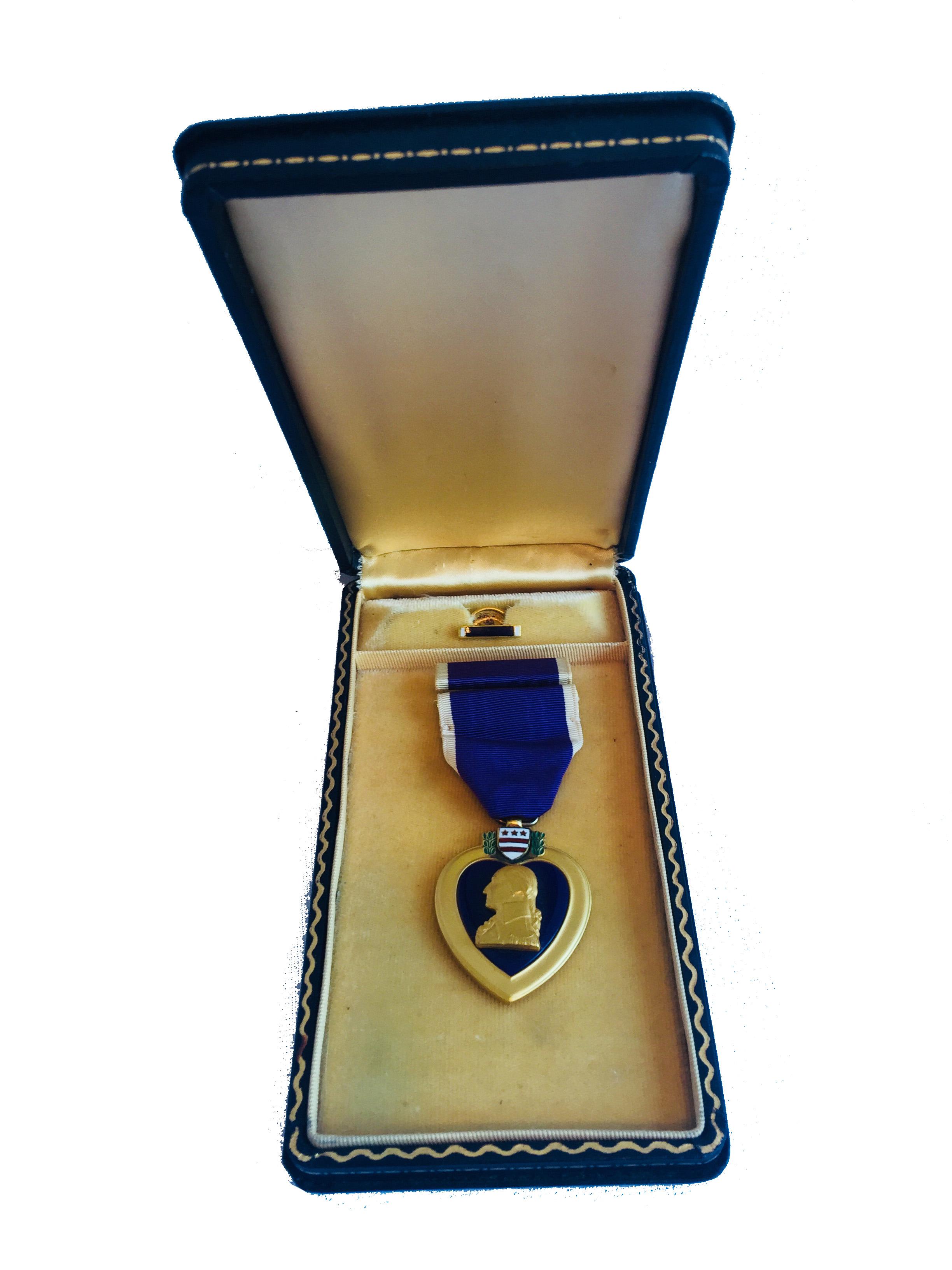 WW2 Purple Heart 1