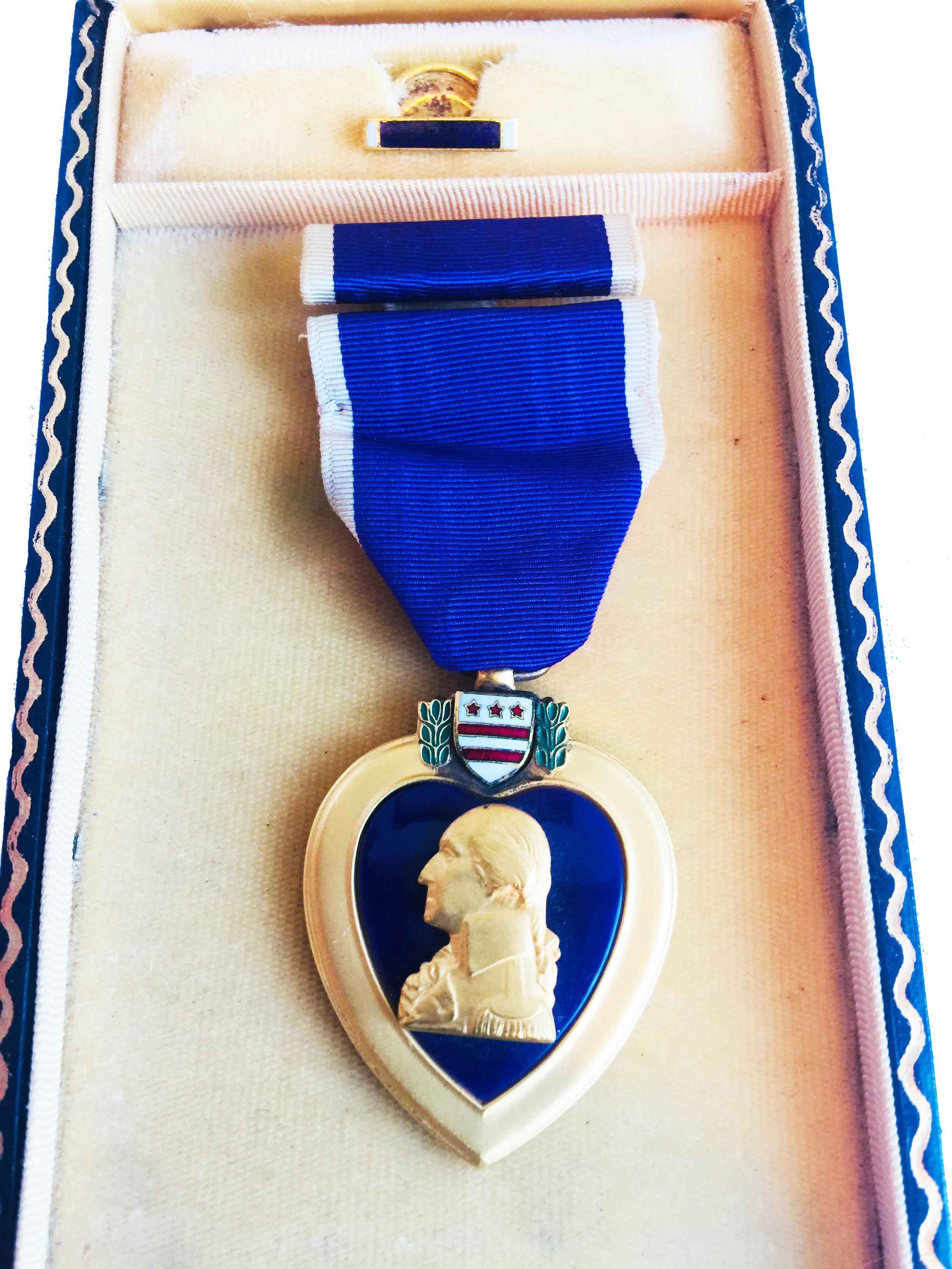 WW2 Purple Heart 2
