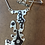 Thumbnail: InkBlot Shakudo&Silver One of A Kind Necklace