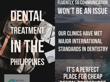 Dental Destinations PHILIPPINES.