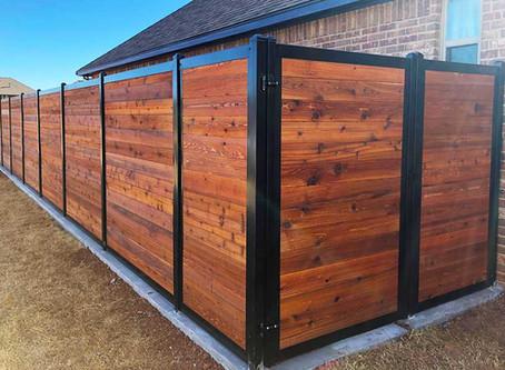 Does your Okanagan Backyard need a Privacy Fence?