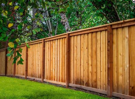 Fence Spring Maintenance