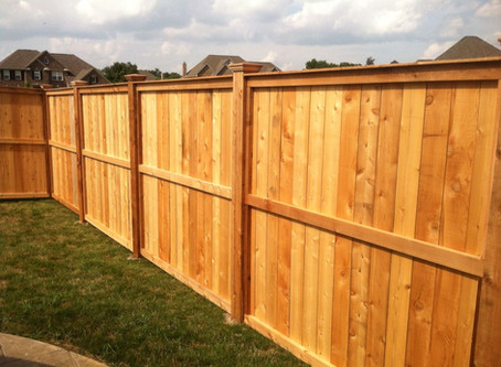 Sun Proof Your Fence