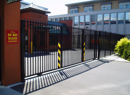 Commercial Fencing to Protect & Enhance.