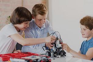 clases de inglés y robótica academia Tarragona
