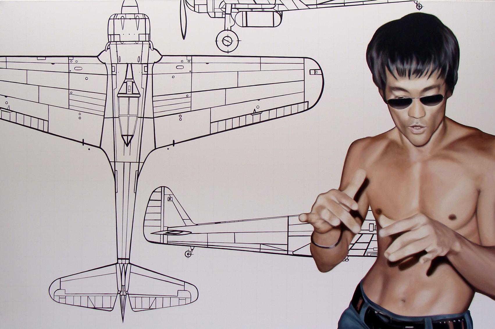 kamikaze-oleo sobre tela-120x170cm. 2009.jpg