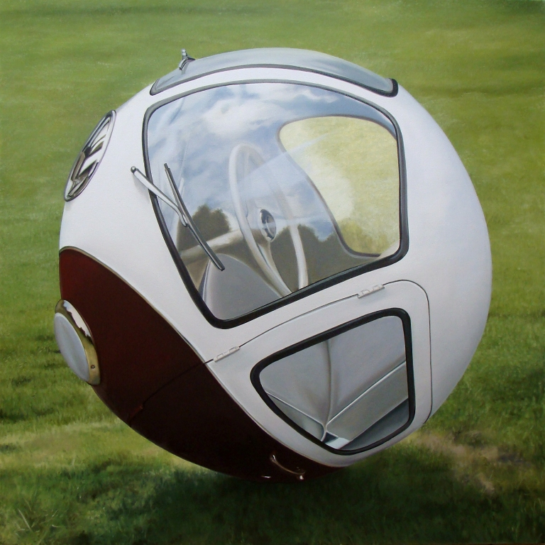 Ballwagen-oleo sobre tela-100x100cm. 2010.jpg