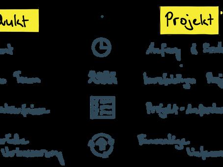 Von Projekten zu Produkten