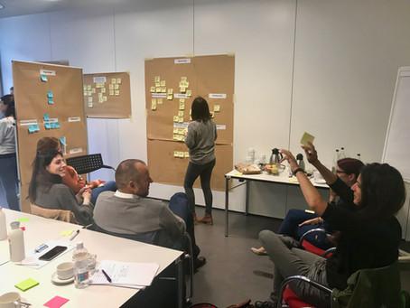 Workshop zur digitalen Zukunft der Freiwilligenarbeit