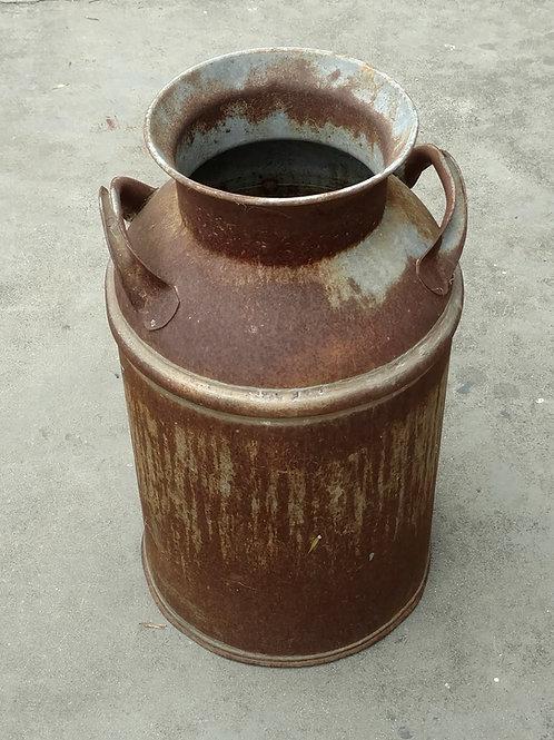 Old Farmhouse Milk Can