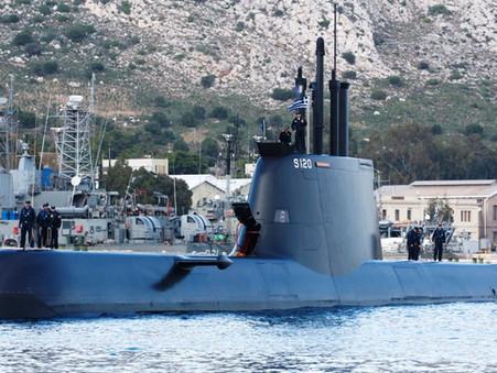 Με τα υποβρύχια Type-214 να δοθεί το πρώτο αποφασιστικό πλήγμα στον τουρκικό στόλο!