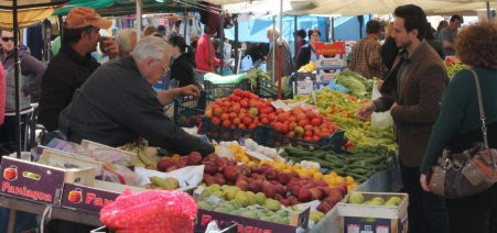 Νομοσχέδιο ιδιωτικοποίησης λαϊκών αγορών και δασικοί χάρτες! Δύο αλληλένδετα πράγματα