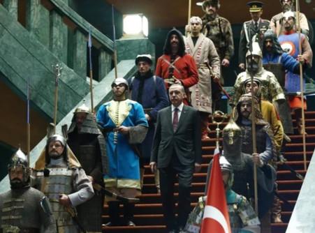 ΑΝΑΛΥΣΗ: Η πορεία προς τον νεοθωμανισμό