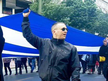 Ηλίας Κασιδιάρης: Ένας μήνας στις φυλακές υψίστης ασφαλείας