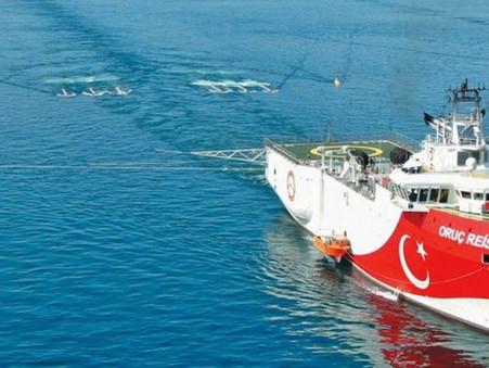 ORUC REIS: Εντός των 6 ν.μ. η νέα τουρκική NAVTEX!