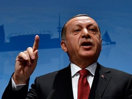 Ευθεία απειλή από Ερντογάν για την Κύπρο – Σφυρίζει αδιάφορα η κυβέρνηση της Ελλάδος