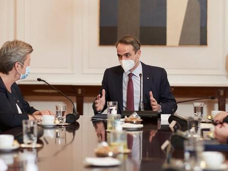 Φιάσκο Μητσοτάκη: Διοχετεύει επιπλέον κονδύλια στον εποικισμό της χώρας