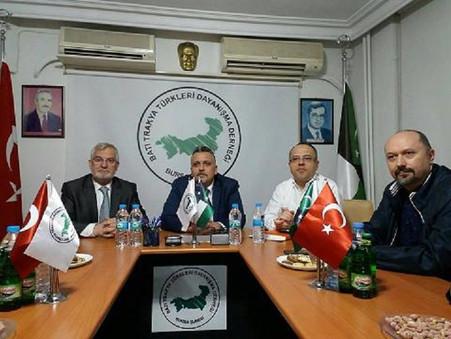 Νέες προκλητικές δηλώσεις περί «τουρκικής μειονότητας δυτικής Θράκης»