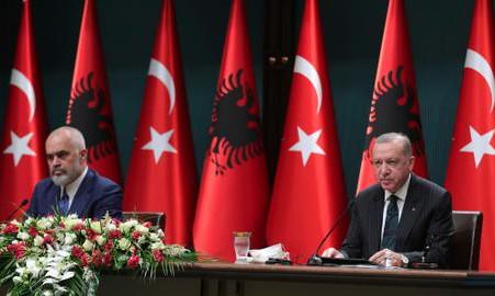 Έντι Ράμα: «Θα εργαστούμε με τους Τούρκους σαν ένα σώμα»!