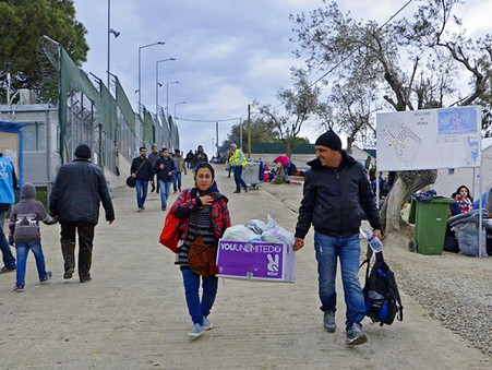 Η ΝΔ είναι κόμμα εθνοκτόνο: 900 εκατ. ευρώ για σίτιση των λαθρομεταναστών σε μια τετραετία!