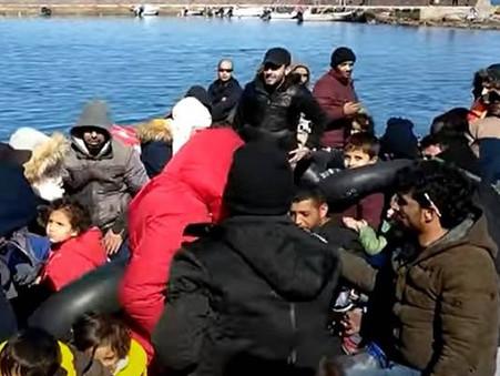 Μεταναστευτικό: Οι κομπίνες με τα ΑΦΜ και η Σομαλή που εκτίει ποινή στη ΒΙΑΛ!