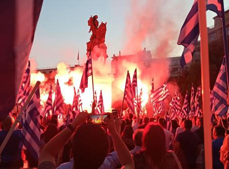 Ήρθε η ώρα των Ελλήνων! Χιλιάδες Εθνικιστές στους δρόμους της Αθήνας!