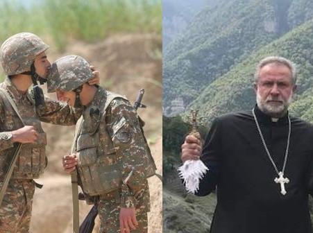 Η Αρμενία μάχεται ηρωικά ενάντια σε τούρκους και αζέρους! Κατάπτυστη ανακοίνωση Δένδια