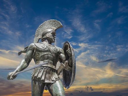"""""""Θερμοπυλών προδοσία: 480 π.Χ. και 2020 μ.Χ."""" - γράφει η Δρ. Πατρίσια Κυριακίδου"""