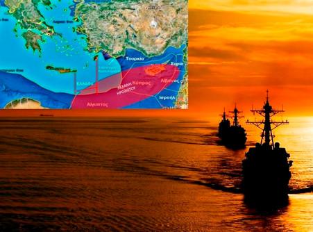 """""""Συμφωνία Ελλάδος-Αιγύπτου: η μεγάλη προδοσία!"""" Του Ναυάρχου Μιχαήλ Παναγιωτόπουλου"""