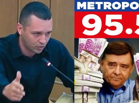 Χαμός για τον Ηλία Κασιδιάρη στο Ράδιο Μετρόπολις! Κυριακή 11.30 ΖΩΝΤΑΝΑ σε μία συνέντευξη-φωτιά!