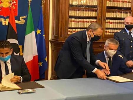 Αμυντική συμφωνία Ιταλίας-Σάρατζ: Άλλη μια «επιτυχία» της πολιτικής Δένδια