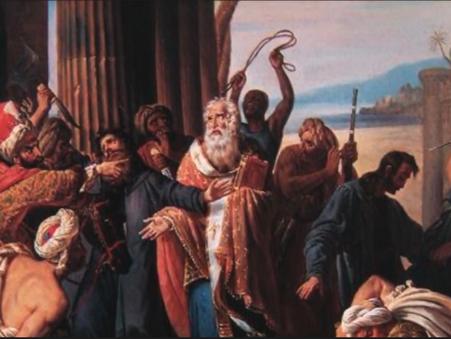 Διακόσια χρόνια από τον απαγχονισμό του Πατριάρχη Γρηγορίου Ε'
